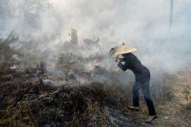 Landak perpanjang status darurat asap hingga satu bulan