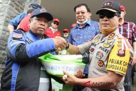 Bantuan selang untuk Damkar Swasta