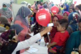 Imunisasi rubella di Singkawang capai 30 persen