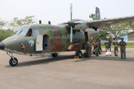 Lanud supadio siagakan pesawat cassa atasi kerhutla di Kalbar