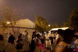 Peringatan kemungkinan banjir di Makkah