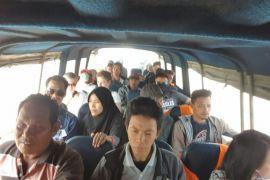 Transportasi air Kayong Utara belum terganggu kabut asap