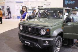 SUV Legendaris Suzuki Jimny tampil di GIIAS 2018