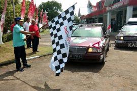 Bimmer-Benz kenalkan pesona Kalimantan melalui touring