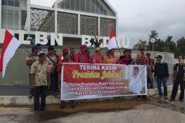Warga perbatasan harap nawacita Jokowi berkelanjutan