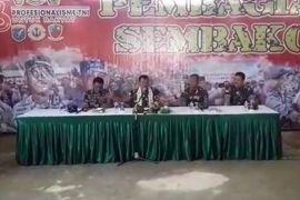 Kunjungan Pangdam XII/Tpr ke perbatasan Kalbar