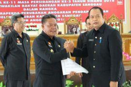 Bupati Sanggau harapkan APBD Perubahan beri manfaat