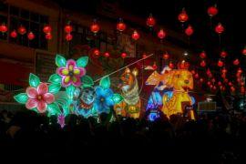 Festival Lampion Zhong Qiu 2018