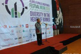 Gubernur Kalbar buka Festival Media 2018