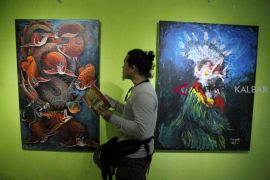 Pameran Colorful Khatulistiwa