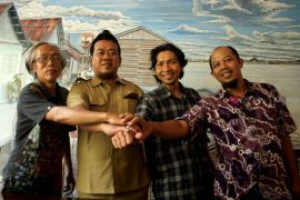 Kalimantan Barat akan menggelar pameran seni rupa