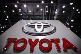 Toyota hentikan operasi pabrik pasca gempa bumi