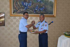 69 personel TNI Lanud Supadio naik pangkat