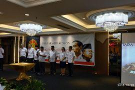Tim Cakra 19 Kalbar siap menangkan Jokowi-Ma'ruf Amin