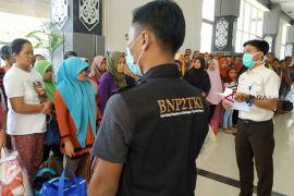 Malaysia Deportasi 1904 PMI