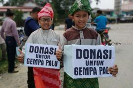 Singkawang galang dana untuk korban bencana Sulteng