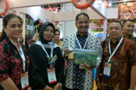 Kalbar bidik wisman di pameran wisata Singapura