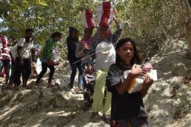 Korban gempa dan tsunami perlu bantuan tikar - selimut