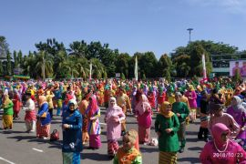 Ribuan masyarakat Jepin Massal rayakan puncak Hari jadi Pontianak