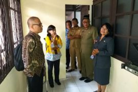 Tim KPK datangi Diskominfo Sanggau