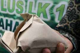 Petugas lapas temukan sabu dalam bungkusan nasi