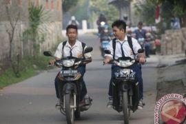 Satlantas Singkawang kampanyekan Camot