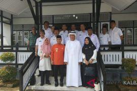 Kunjungan kerja Menteri Pendidikan UEA ke Kabupaten Sambas