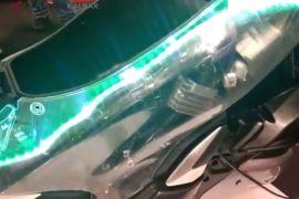 All New Honda PCX Hybrid