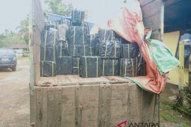 Polisi gagalkan penyelundupan 4 ton wortel ilegal