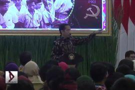Jokowi ingin kemajuan teknologi tidak ciptakan intoleransi