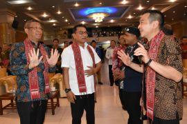 Kepala Staf Moeldoko Hadiri Kongres Hikmahbudhi di Kalbar