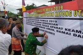 Deklarasi Damai di Simpang Hilir