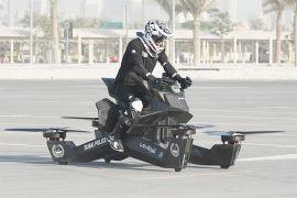 Harga motor terbang Hoverbike Rp2,2 miliar