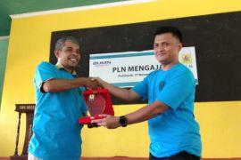 Program PLN mengajar di SMK Negeri 6 Pontianak