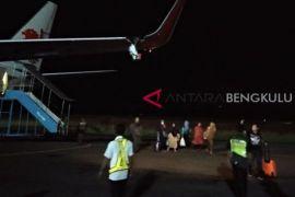 Pesawat Lion Air tabrak tiang di Bengkulu