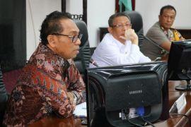 Rapat Koordinasi Stabilitas Pangan