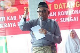 Kubu Raya didaulat sebagai Kabupaten Peduli Hak Azasi Manusia