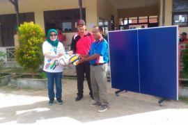 Antam dukung School Meeting VI Sub Rayon V Tayan Hilir - Toba