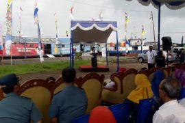 BKKBN Kalbar lepas tim pelayanan susuri Sungai Kapuas