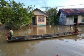 Permukiman di Kapuas Hulu terendam banjir
