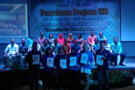 ANTAM Tayan dukung terwujudnya generasi muda berkualitas