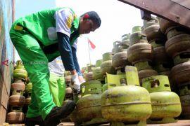 Pertamina siapkan 187.040 tabung untuk Operasi Pasar  elpiji subsidi