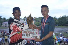 Bupati Citra dorong desa siapkan fasilitas olahraga