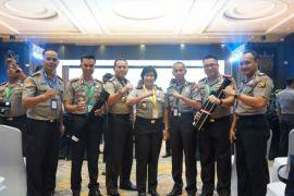 Wakapolda Kalbar hadiri apresiasi dan penganugrahan Zona Integritas