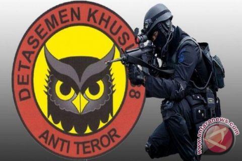 Densus 88 tangkap pelaku terduga teroris