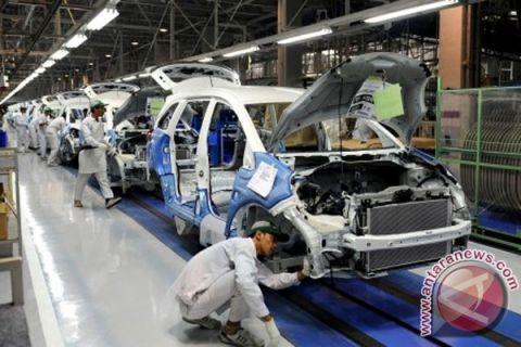 Kapasitas produksi mobil Indonesia bertambah