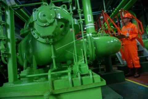 Energi baru terbarukan pertama di Kalimantan dioperasionalkan