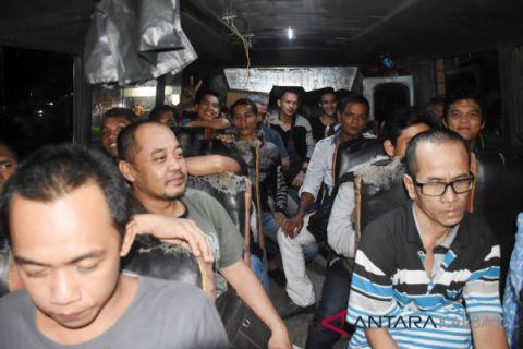 Malaysia Pulangkan TKI Bermasalah