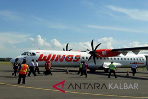 Wings Air buka rute penerbangan internasional pertama Pontianak - Kuching