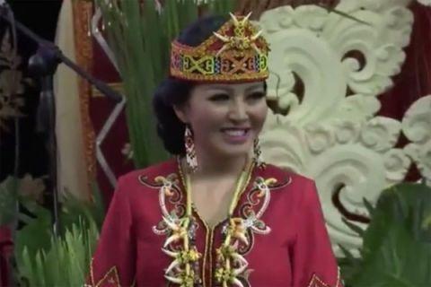 Karolin siap merawat keberagaman di Kalimantan Barat